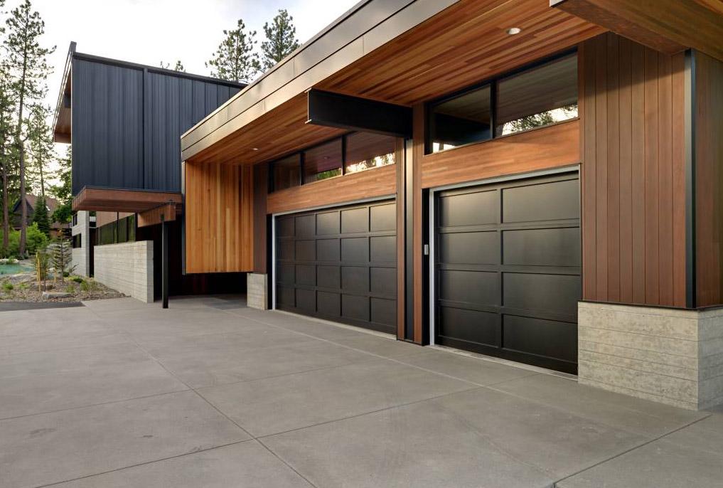 10 modern garage doors